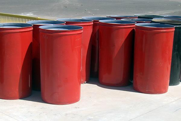 Tambores para Residuos Peligrosos (Respel o Suspel)