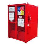 Jaula para Botellas de Gas JCG-R12